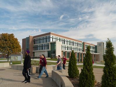 WMU Sangren Hall - 2012 Miller-Davis-7