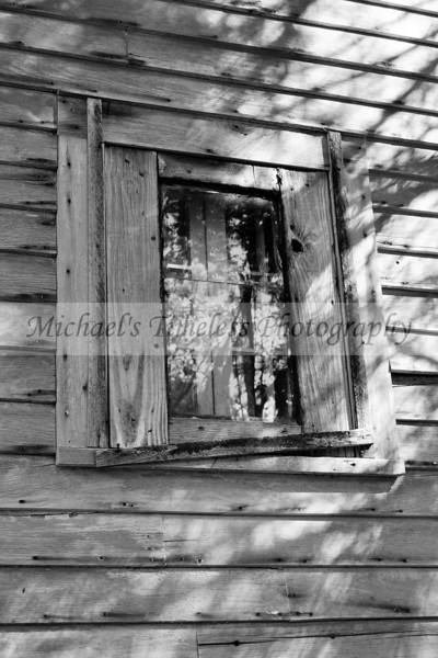 Old Window - 4 x 6