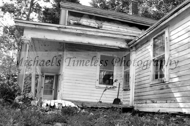 Abandoned House - 4 x 6