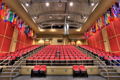 Walters State Community College - Student Services Building - International Theater