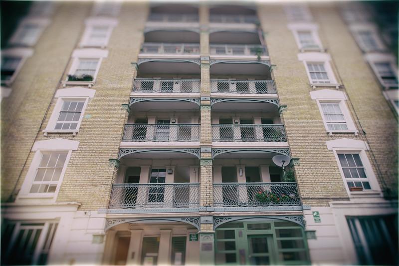 Social housing Wicklow St