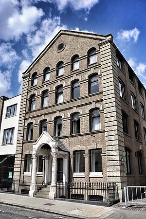 Old piano factory - Primrose Hill