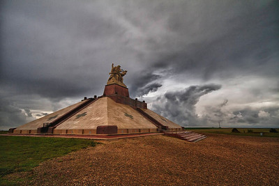 Monument to the Dead of the Armies of Champagne at Ferme de Navarin