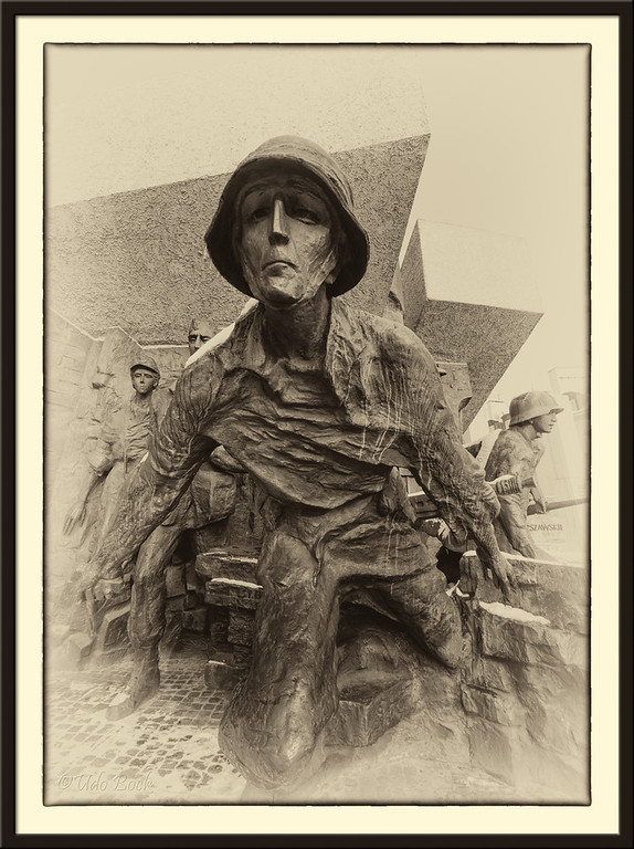 Soldier of the Warsaw Uprising