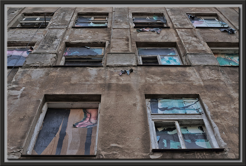 Spooky House, Warsaw