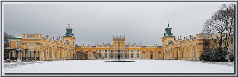 Palast of Wilanow, Warsaw