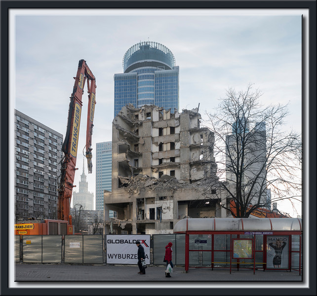 Warsaw in Transition