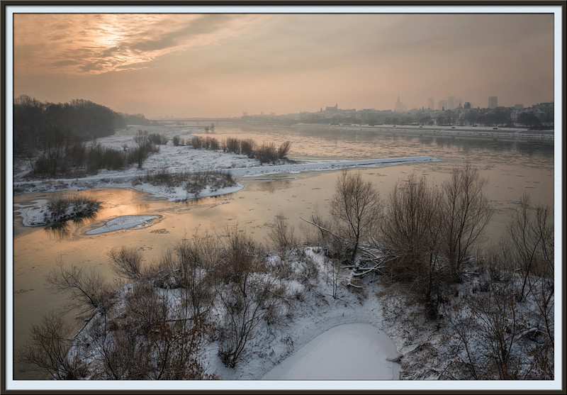 Homage to River Vistula