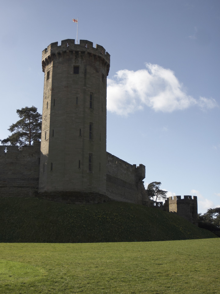 Another view of Guy's tower.