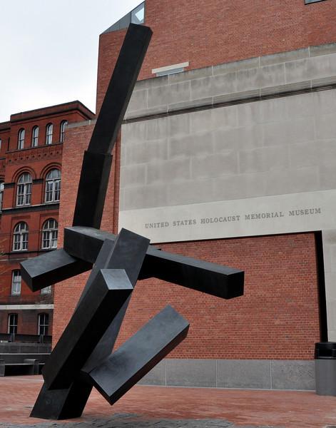 Smithsonian Holocaust Memorial Museum, Washington DC