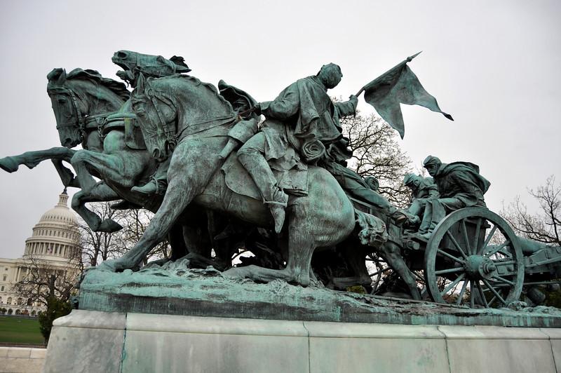 US Grant Memorial, Washington DC