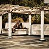 The George Mason Memorial, Washington, DC.