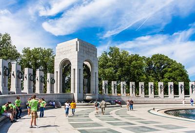 World War II Memorial-Pacific