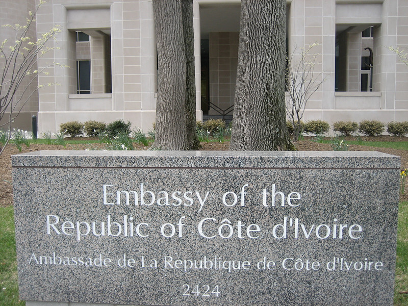 Embassy of the Ivory Coast
