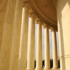 The Jefferson Memorial, Washington, DC.