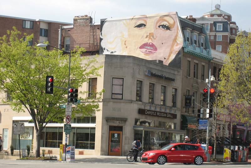Marilyn Monroe in DC