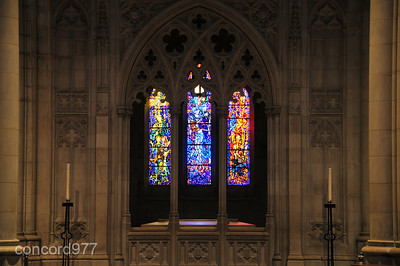 Washington National Cathedral, Woodrow Wilson's Tomb
