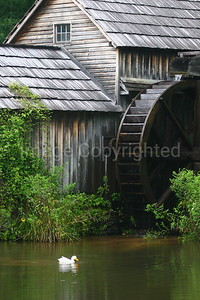Mabry Mill Closeup - 11/9/06