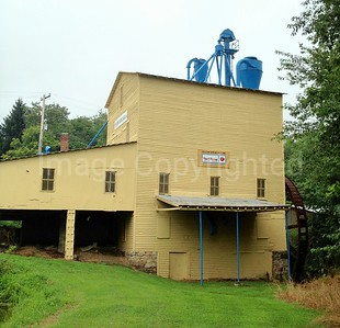 Yellow Springs WV mill 7/21/12