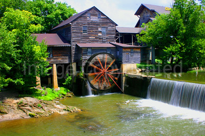 Olde Mill in Pigeon Forge TN