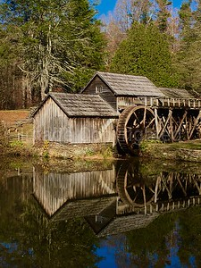 Mabry Mill Nov 16