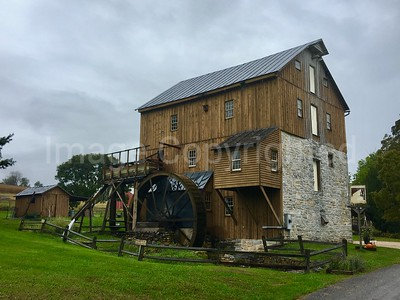 Wades Grist mill in Raphine VA