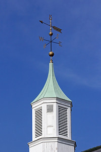 Weathervane at LIU Post campus