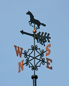 Weather vane at Caumsett State Park