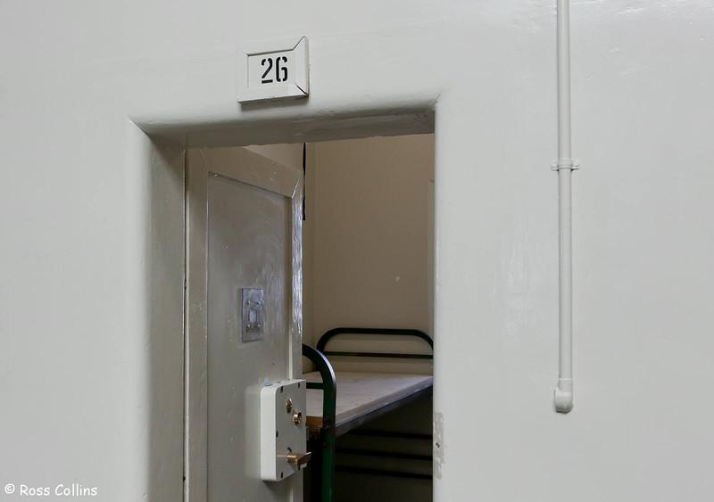 Wellington Prison (aka Mt Crawford) Open Day, Mapuia Peninsula, Wellington, 24 November 2012
