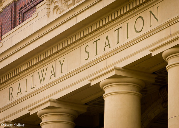 Wellington Railway Station 2008