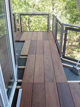 West Deck