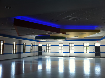 Westfall Elementary LED Lighting