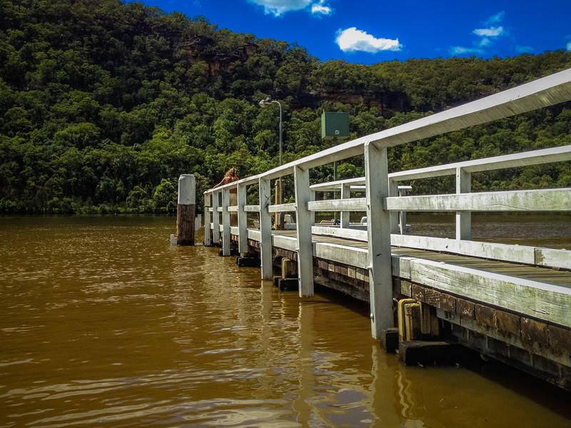 Wiseman's Ferry, Sydney, NSW, Australia