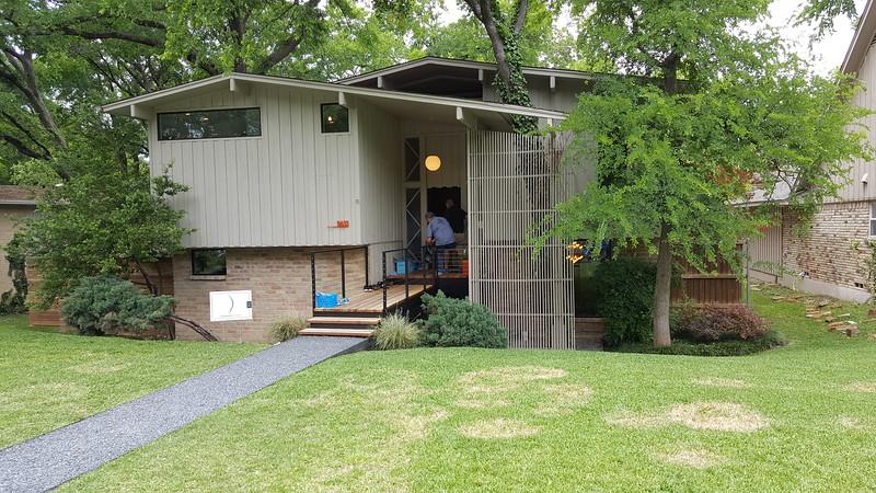 9433 Covemeadow Drive, Dallas, TX 1966 Ju-Nel home