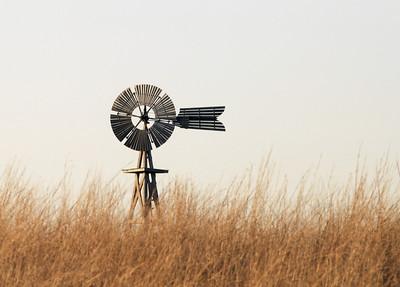 Wood Windmill - 02