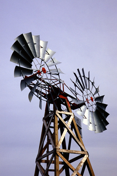 Double Blade Windmill