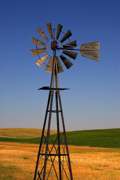 North Dakota Windmill - 02