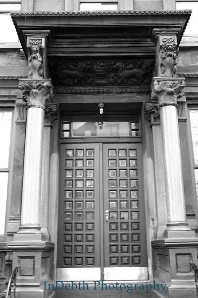 3488 BW - NYC door