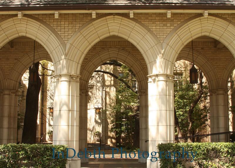 1649 Ft. Worth Church Arches 5X7