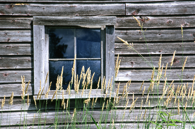 Barn window - Chisago Co.