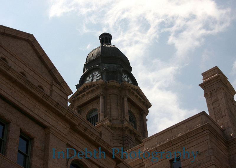 1610 Ft.Worth Court House 5X7