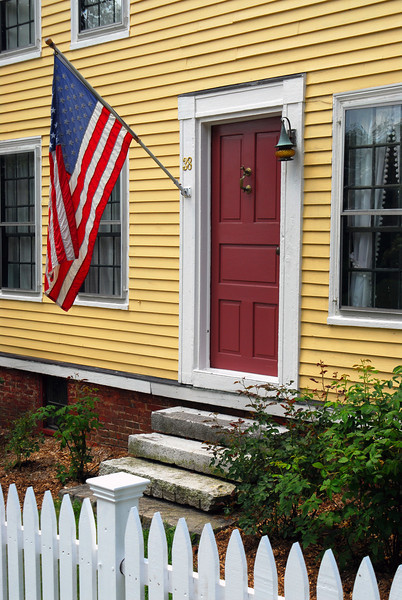 New England Door