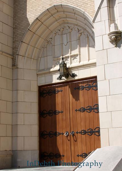 1646 Ft. Worth Church 5X7