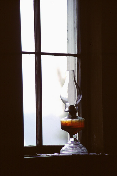 Lamp & Window - Lenora Methodist Church