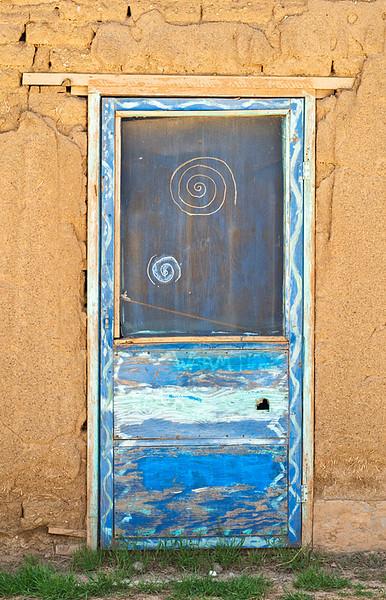 Screened Door Art