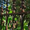Ironwork Fence