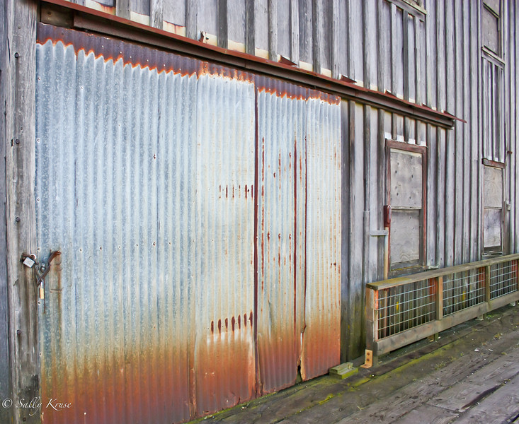 Warehouse Door