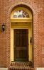 <h2>Yellow Door in Salem</h2>Another entry in the door collection. Salem, Massachusetts.