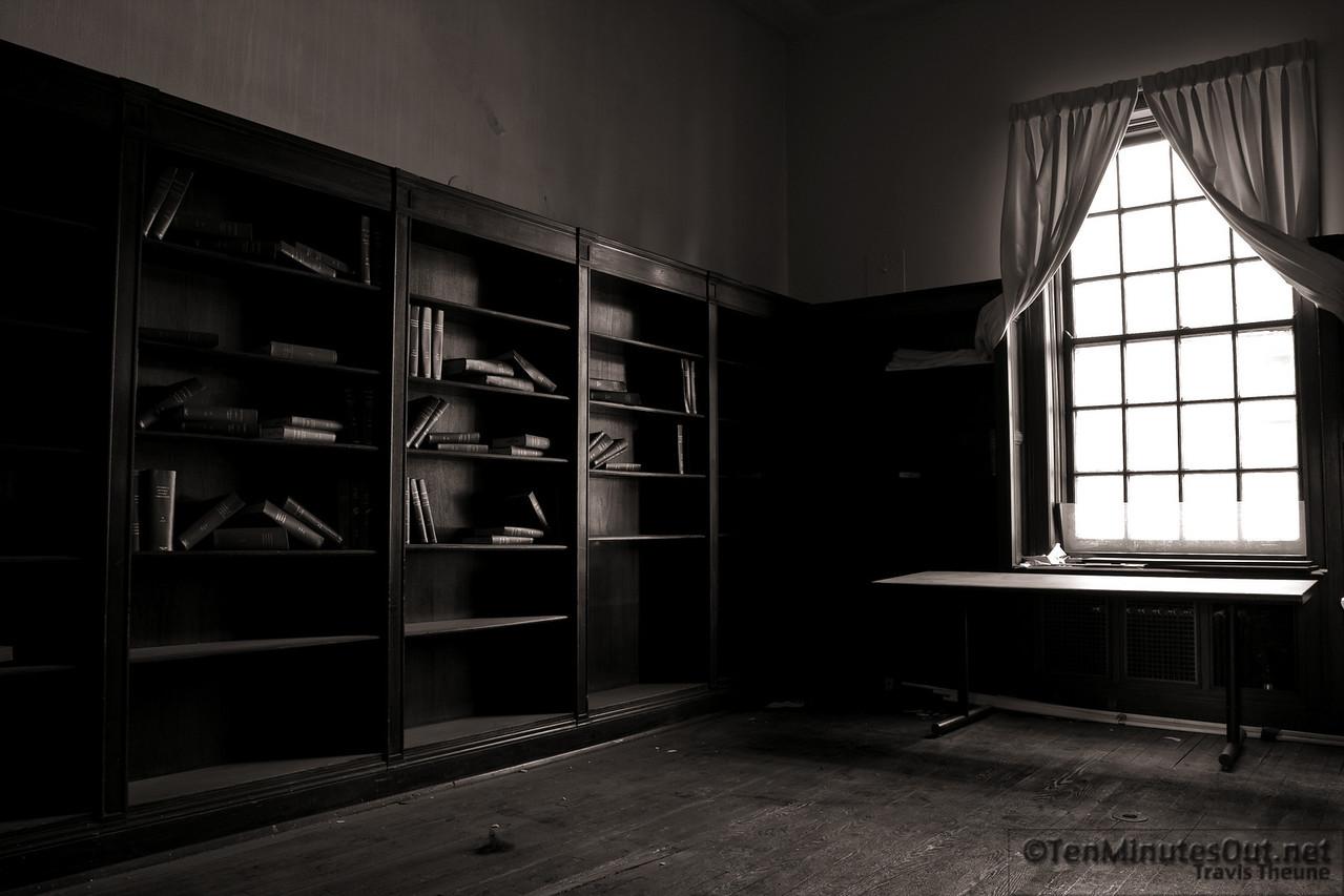 Empty Library