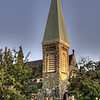 The Greenstone Church in Chicago's historic Pullman District.  Built in 1882, contains one of the few remaining manual tracker organs in the U.S.
